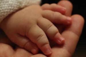 Danielle's little Hand